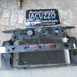 TRAVERSA RADIATORE ACQUA ELETTROVEN A.C FIAT PANDA CROSS 4X4 MULTIJET 2004 2011