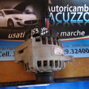ALTERNATORE ALFA ROMEO 159 1.9 JTDM 150CV