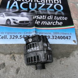 ALTERNATORE BMW X3 SERIE 1 120 177CV S7802261 180A