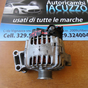 ALTERNATORE FORD FIESTA 1.2 ANNO 2008