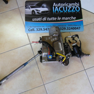 PIANTONE STERZO CITY FIAT 500 1.3 MULTIJET
