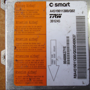CENTRALINA AIRBAG A4519011300Q02 SMART FORTWO 451