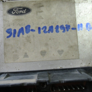 CENTRALINA MOTORE FORD 91AB-12A297-HB