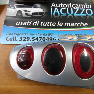 FANALE STOP POSTERIORE COMPLETO DX SMART FORTWO 20022006