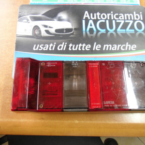 FANALE STOP POSTERIORE DX COMPLETO AUTOBIANCHI Y10