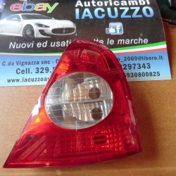 FANALE STOP POSTERIORE DX COMPLETO RENAULT CLIO 2001