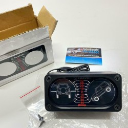 INCLINOMETRO PER SUZUKI JIMNY RETRO ILLUMINATO